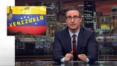 Last Week Tonight with John Oliver: Venezuela