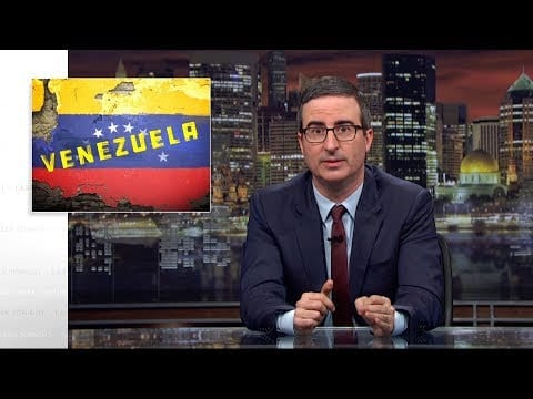 Last Week Tonight with John Oliver: Venezuela