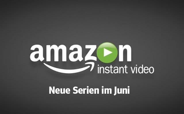 Amazon Prime: Die neuen Serien(-Staffeln) im Juni 2018