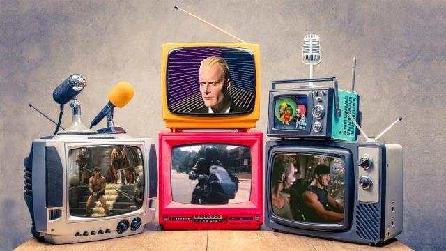 Awesome 5 Serien an die sich keiner erinnert