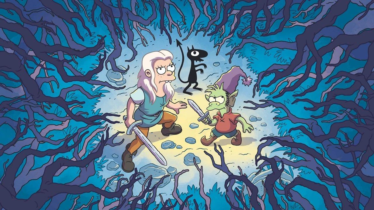 Netflix: Erste Bilder zu Matt Groenings Disenchantment