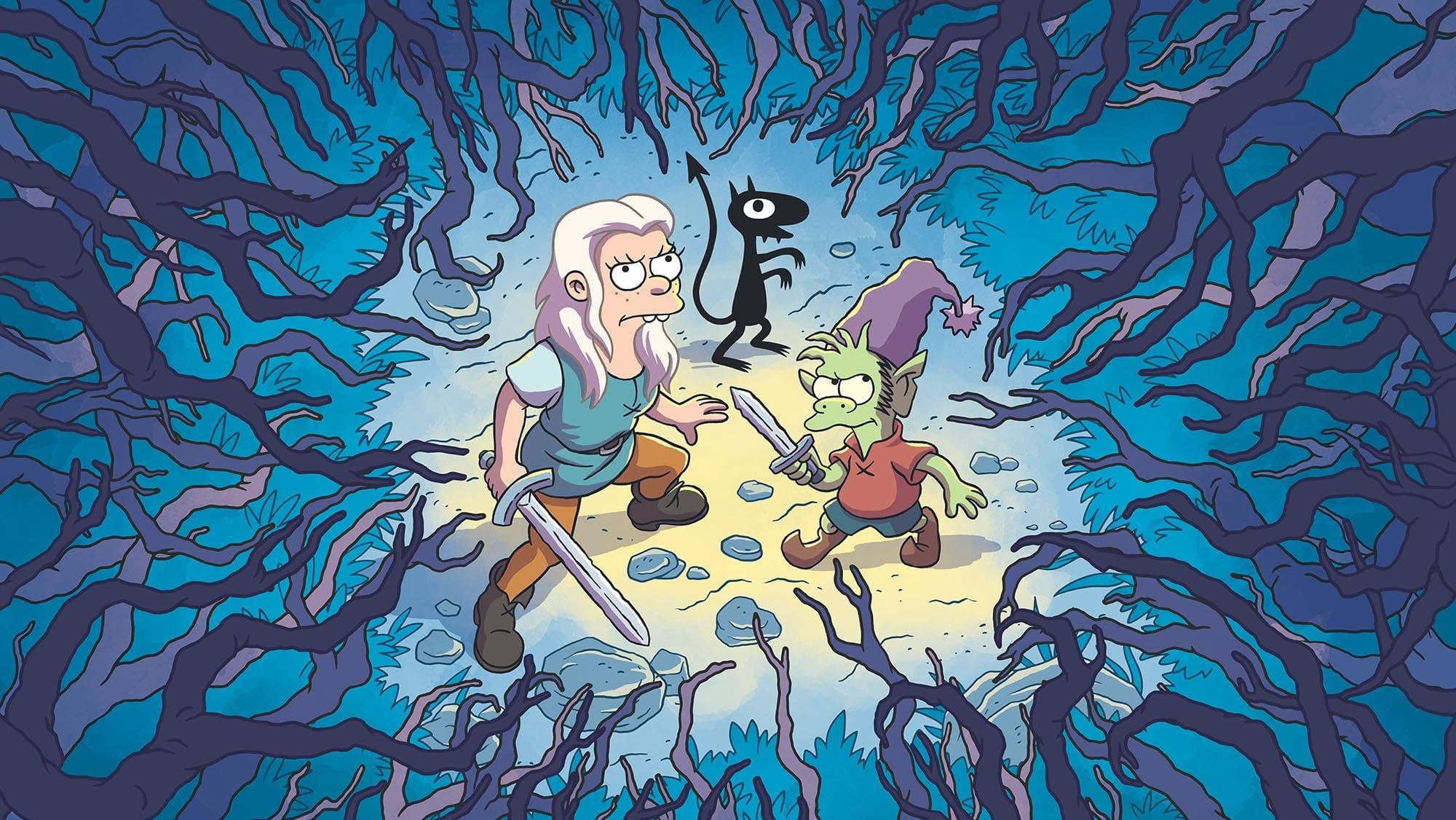 Disenchantment-02 Netflix: Erste Bilder zu Matt Groenings Disenchantment