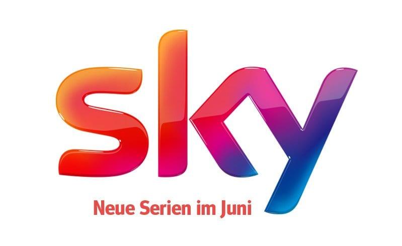 Sky: Die neuen Serien(-Staffeln) im Juni 2018