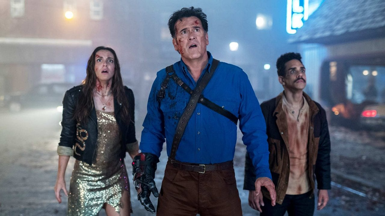 Review: Ash vs Evil Dead – Staffel 3