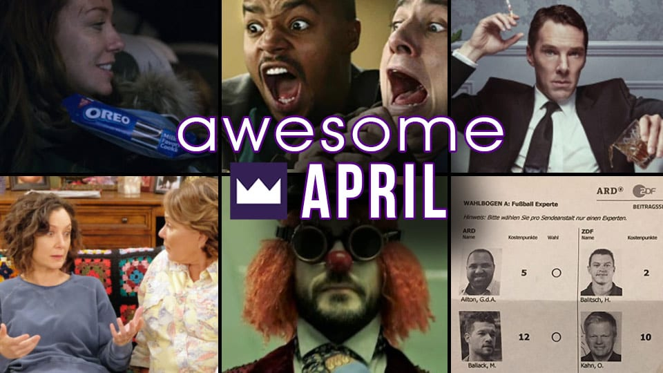 awesome April