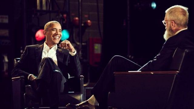 Barack Obama unterschreibt bei Netflix