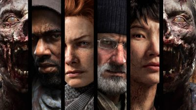The Walking Dead: Erste Videoszenen aus Overkills Zombie-Shooter
