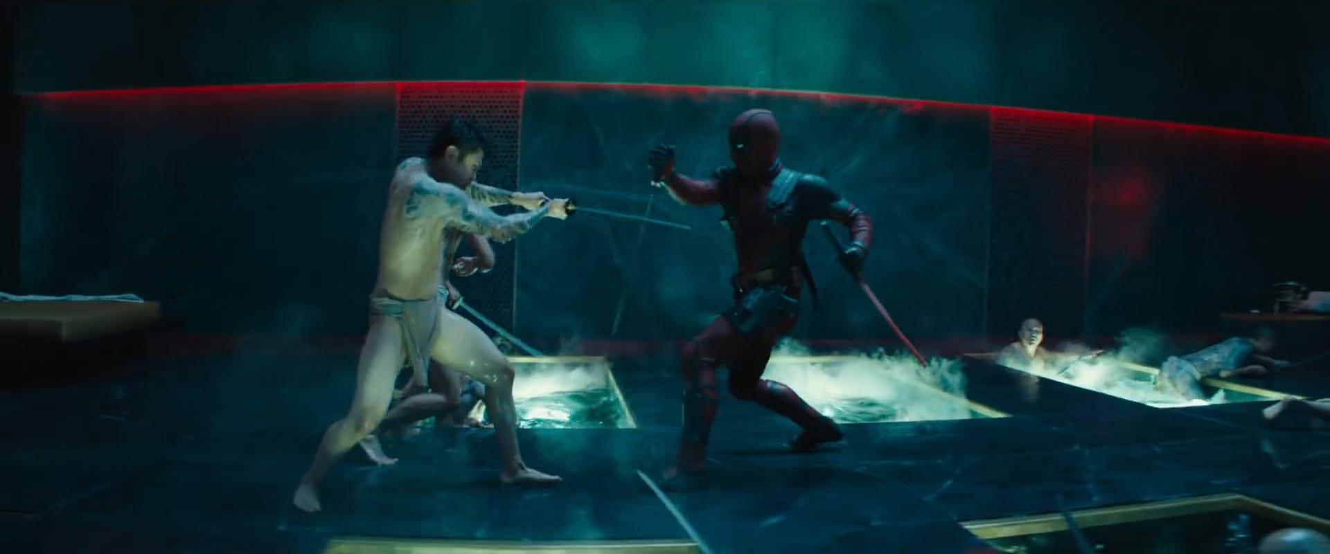 Deadpool 2 –Schwertkampf © 20th Century Fox