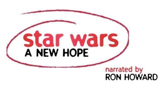 Ron Howard macht Star Wars zu Arrested Development