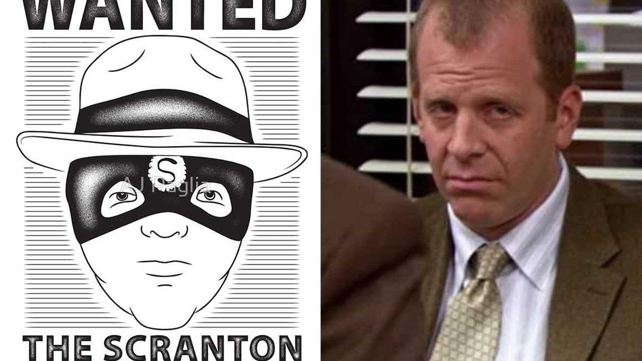 Ist Toby in Wirklichkeit der Scranton Strangler?