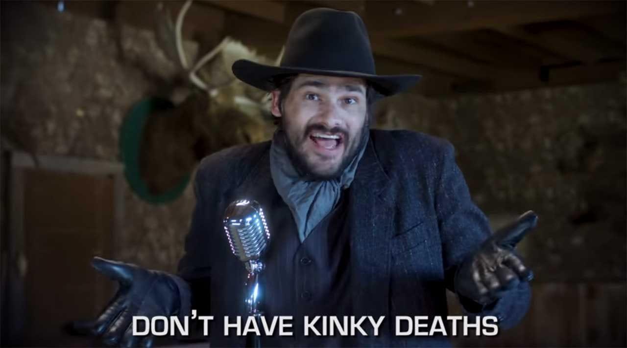 Wenn das Westworld-Theme Lyrics hätte