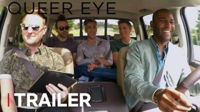 Queer Eye: Trailer zur 2. Staffel