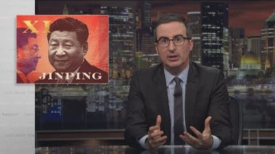 Last Week Tonight with John Oliver: Xi Jinping
