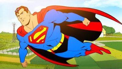 Alles Gute zum 80., Superman!