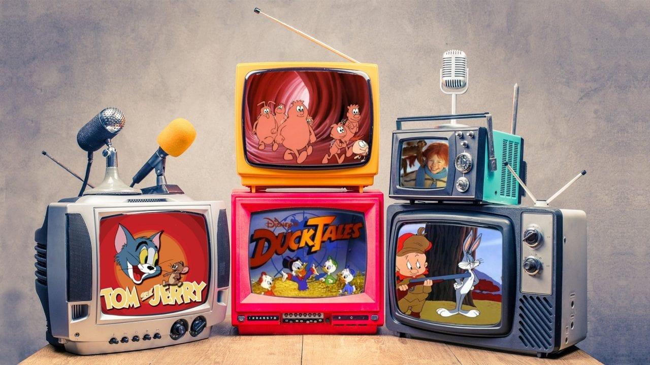 AWESOME 5: Die besten Kindheitsserien