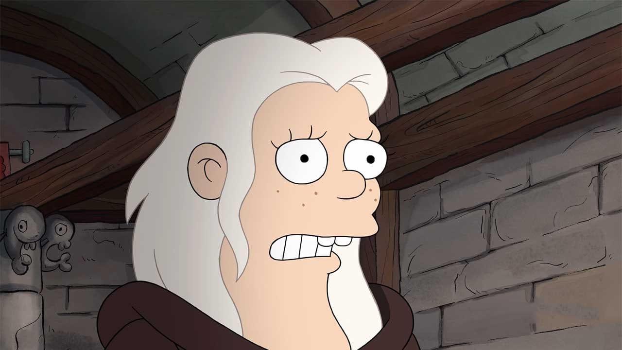 """Erste Bewegtbilder zur neuen Matt Groening-Serie """"Disenchantment"""""""