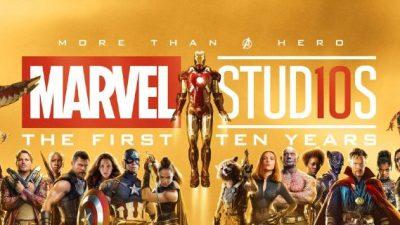 10 Jahre Marvel Cinematic Universe