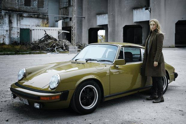 Die Brücke: Der Kult-Porsche wird versteigert
