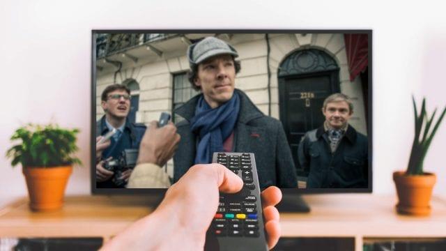 Sherlock Serie Benedict Cumberbatch