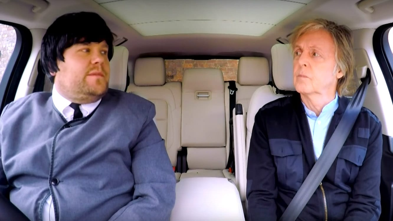 Carpool Karaoke mit Paul McCartney