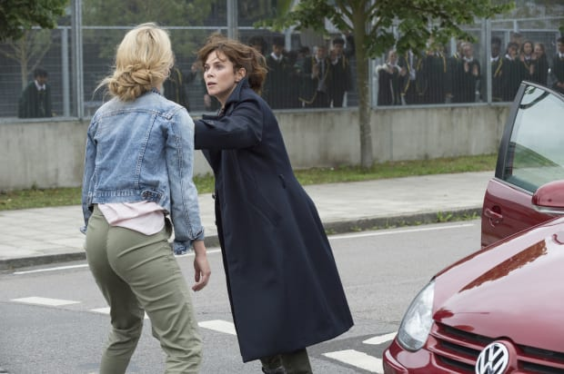 marcella08 Review: Marcella S02E01 - Episode 1