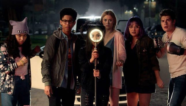Review – Marvel's Runaways S01E05 – Kingdom