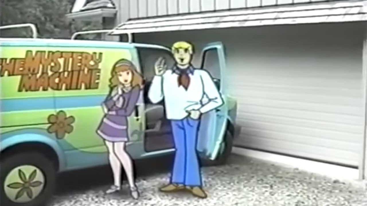 Das Blair Witch Project mit Scooby-Doo