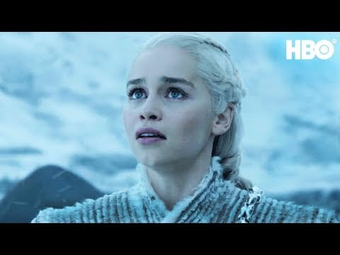 HBO Promo für Game of Thrones, Westworld & Co