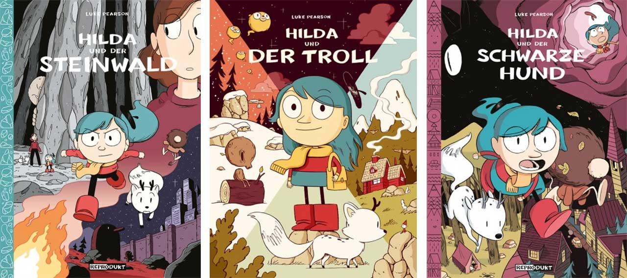 Hilda-Netflix-graphic-novel_01 Von der Graphic Novel zu Netflix: Hilda