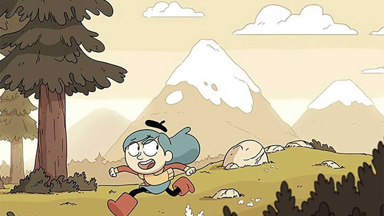 Von der Graphic Novel zu Netflix: Hilda