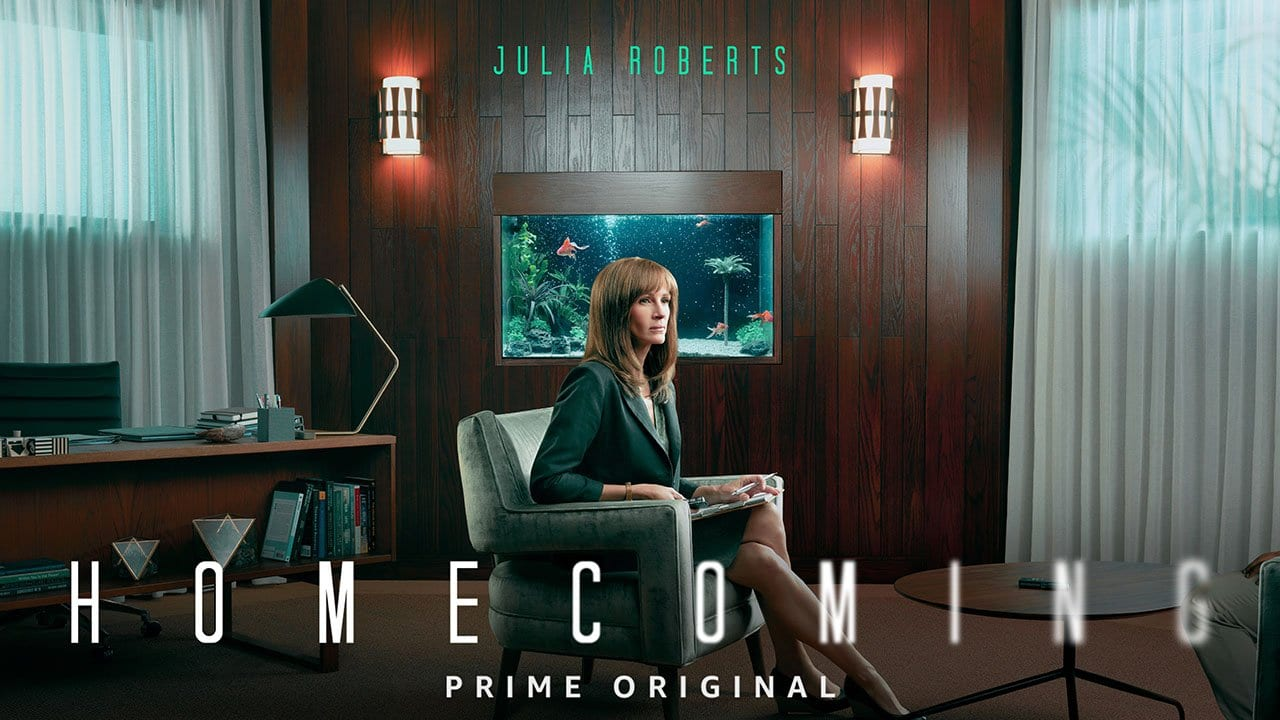 Homecoming – Neue Amazon-Serie mit Julia Roberts