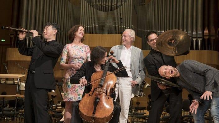 Lindenstraße: WDR Funkhausorchester spielt Musik live zur Folge ein