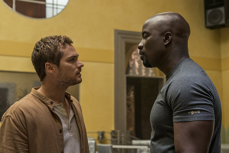 Luke-Cage-Season-2-Luke-Iron-Fist Review: Marvel's Luke Cage – Staffel 2