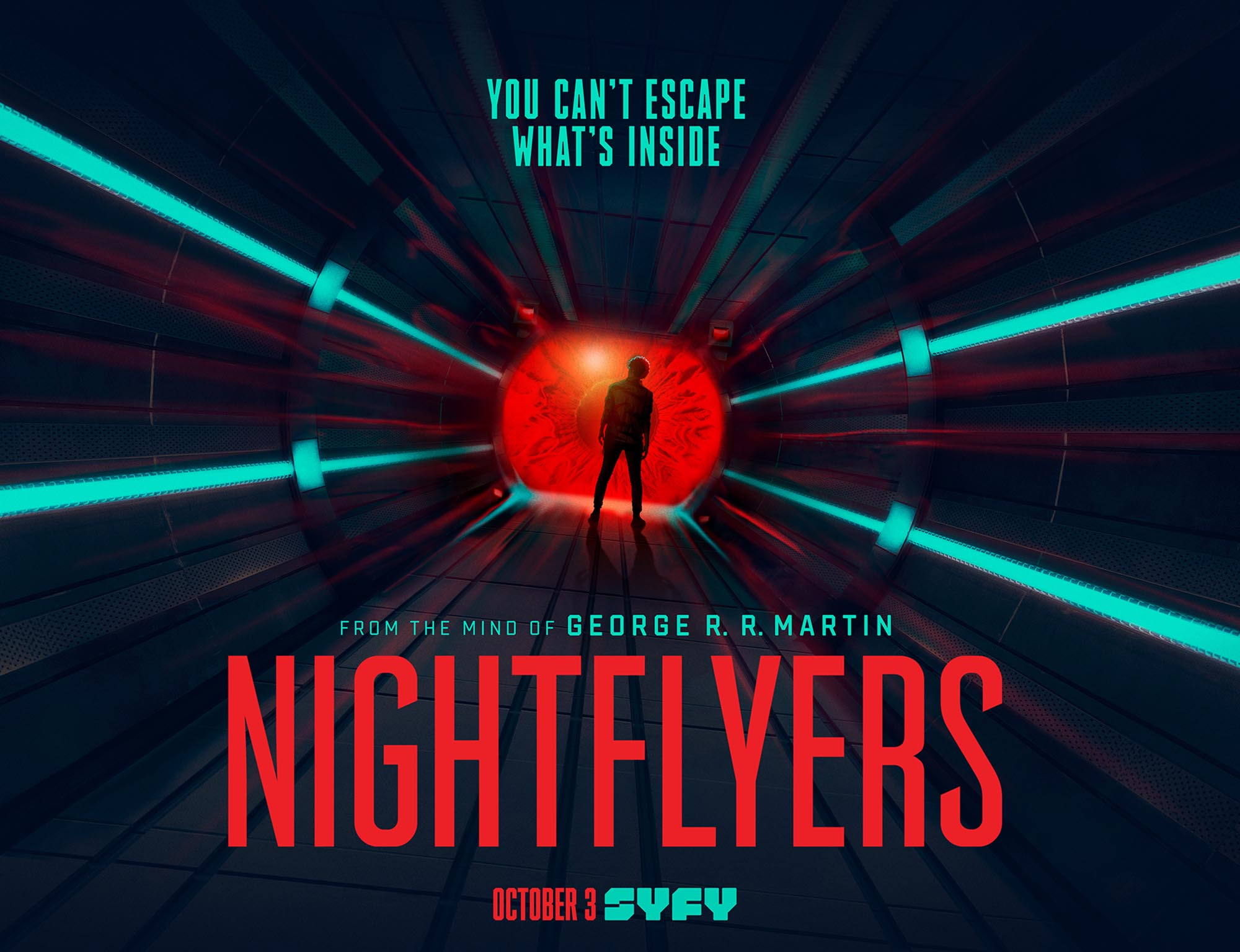 G.R.R. Martin's Nightflyers Trailer