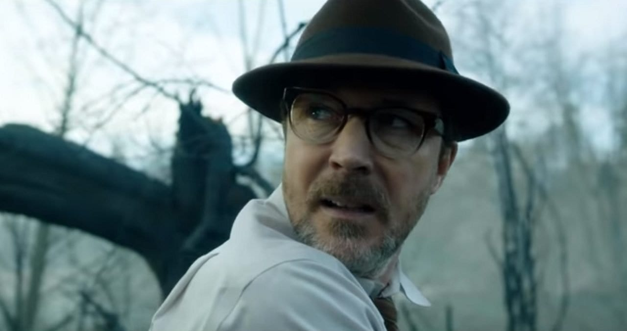 Project Blue Book: Trailer zur neuen Serie mit GoT-Star Aidan Gillen
