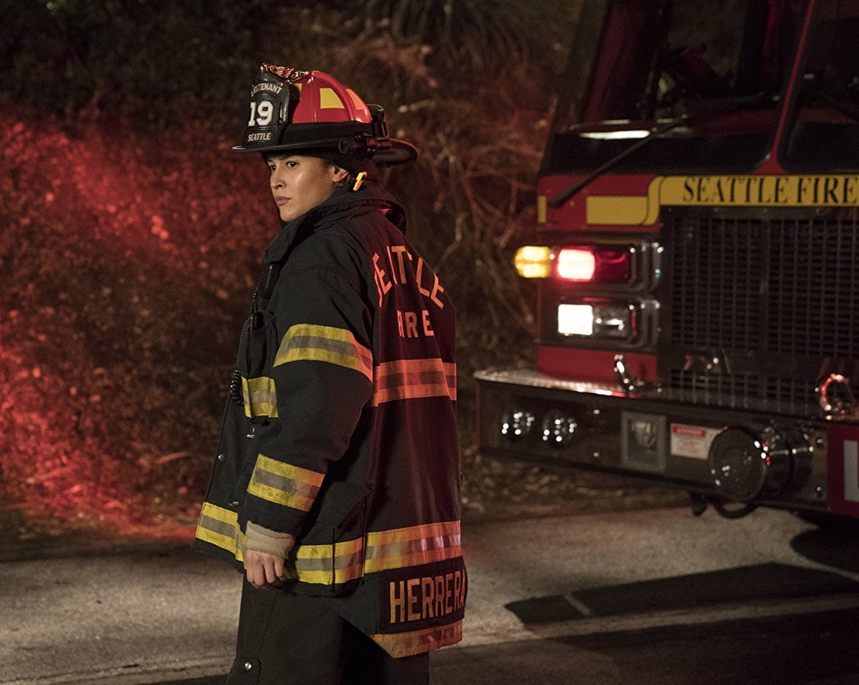 Station 19 Seattle Firefighter Die jungen Helden