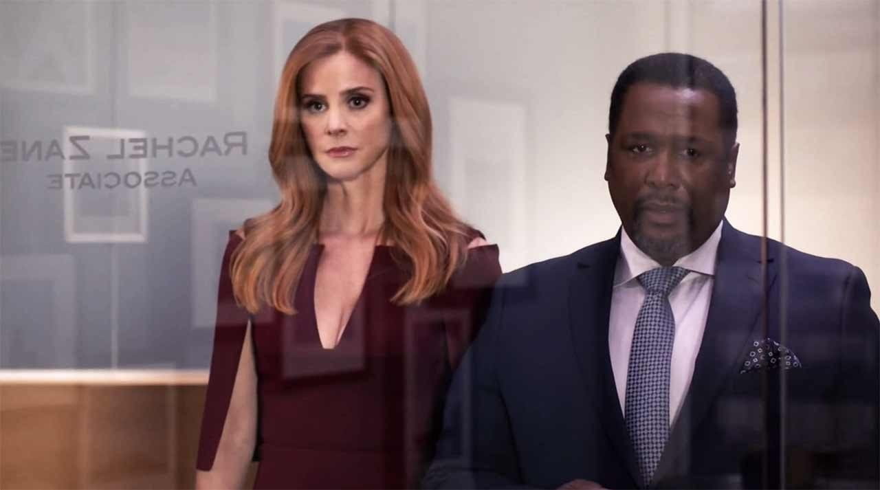 Review: Suits S08E01 – Right-Hand Man