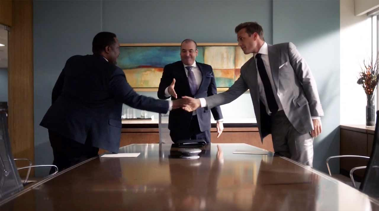 Suits-S08E01-Review_01 Review: Suits S08E01 - Right-Hand Man