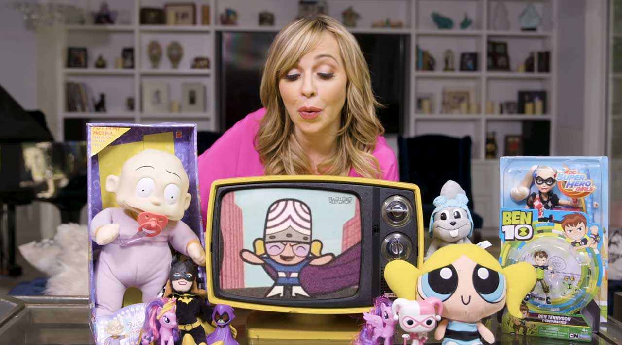 Tara-Strong-great-big-story Zu Besuch bei Synchronsprecherin Tara Strong