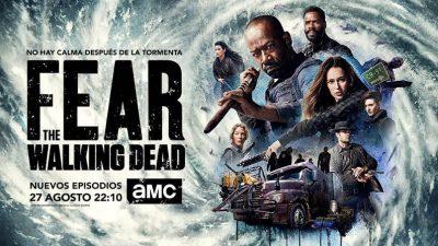 Fear the Walking Dead geht am 12. August weiter