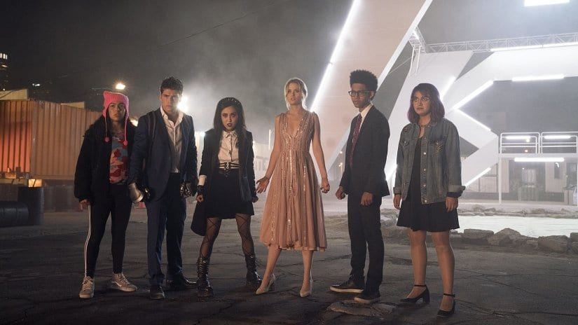 marvel_runawayss01e10a Review: Marvel's Runaways S01E10 - Hostile (Staffelfinale)