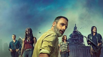 Erster Trailer zu The Walking Dead Staffel 9