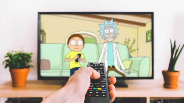 Wer RICK AND MORTY schaut, mag auch…