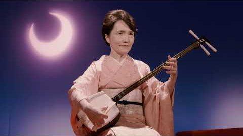 Sailor Moon-Theme auf traditionellen japanischen Instrumenten gespielt