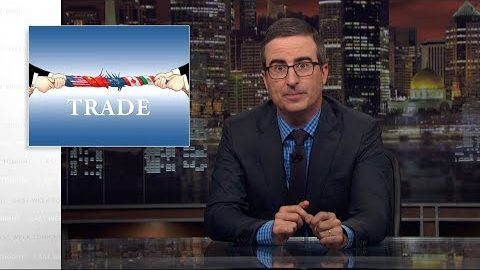 Last Week Tonight with John Oliver: Trade