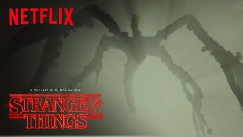 Featurette zu den visuellen Effekten bei Stranger Things