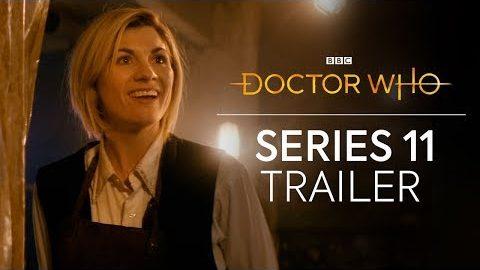 Doctor Who Staffel 11 Trailer
