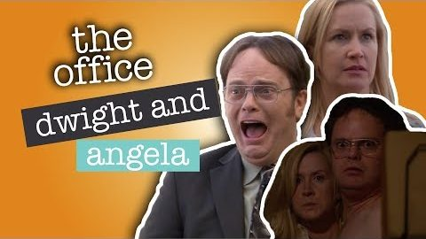 The Office: Best of Dwight and Angela