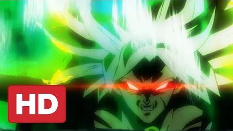 Dragon Ball Super: Broly Movie Trailer