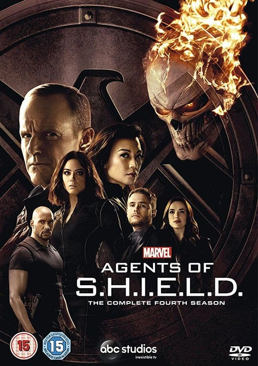 Agents_of_GHOSTRIDER_Poster Review: Marvel's Agents of S.H.I.E.L.D. Staffel 4